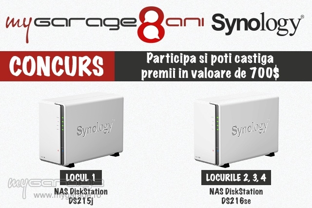 Concurs Synology