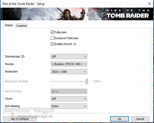 AMD RX480/R9 390 vs GTX 1060 pe DirectX 12 - Pagina 62