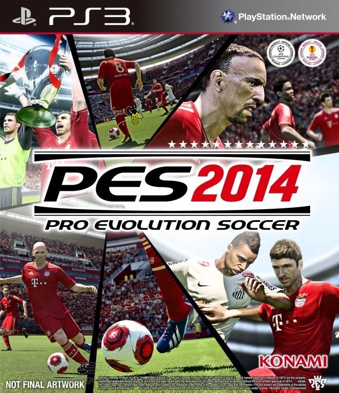 دانلود بازی  Pro Evolution Soccer 2014 برای PS3 | www.MihanGame.com