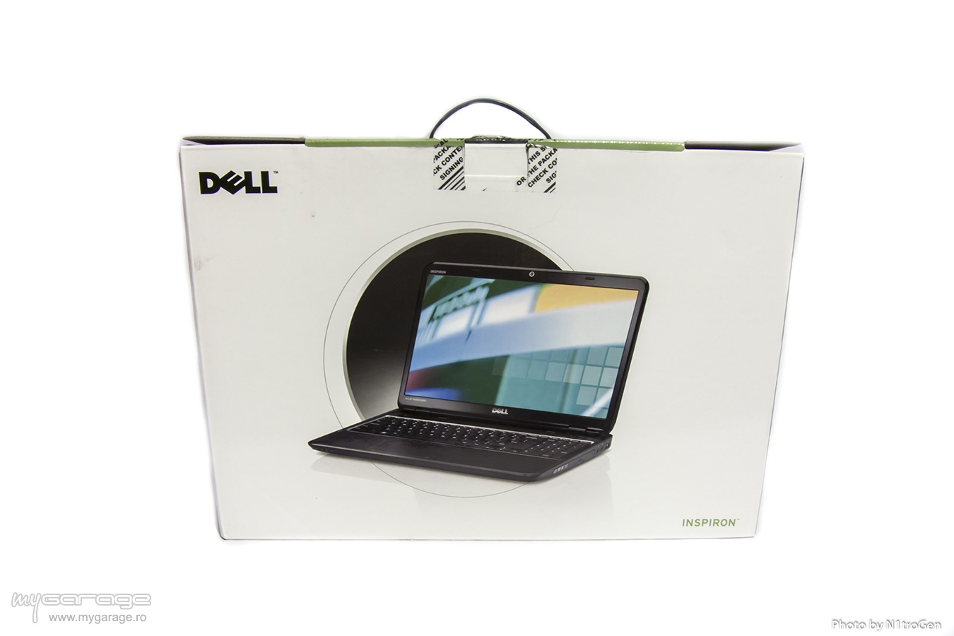 Dell N5110 4Gb Geforce 500Gb