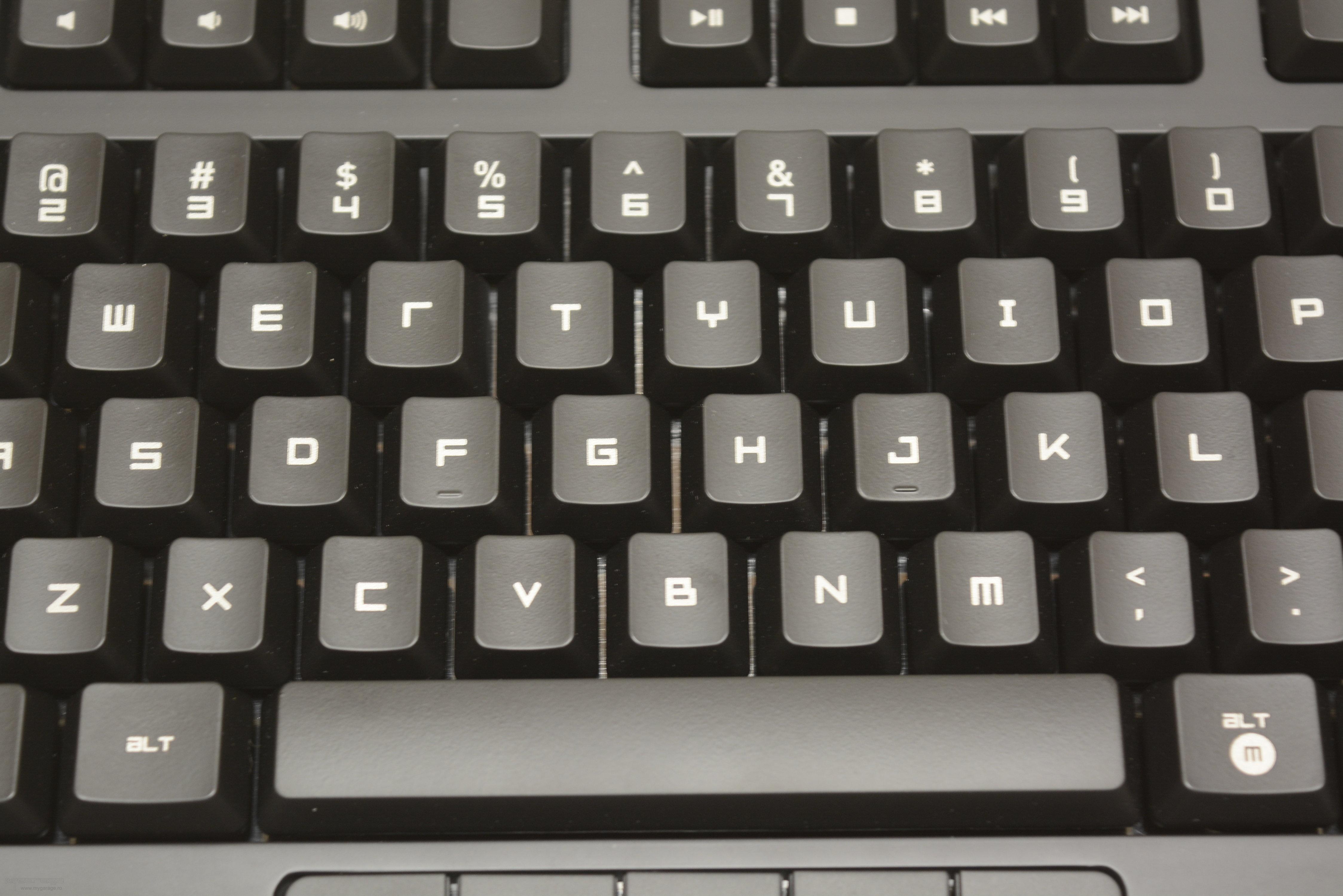 Review Tastatura gaming Razer Anansi