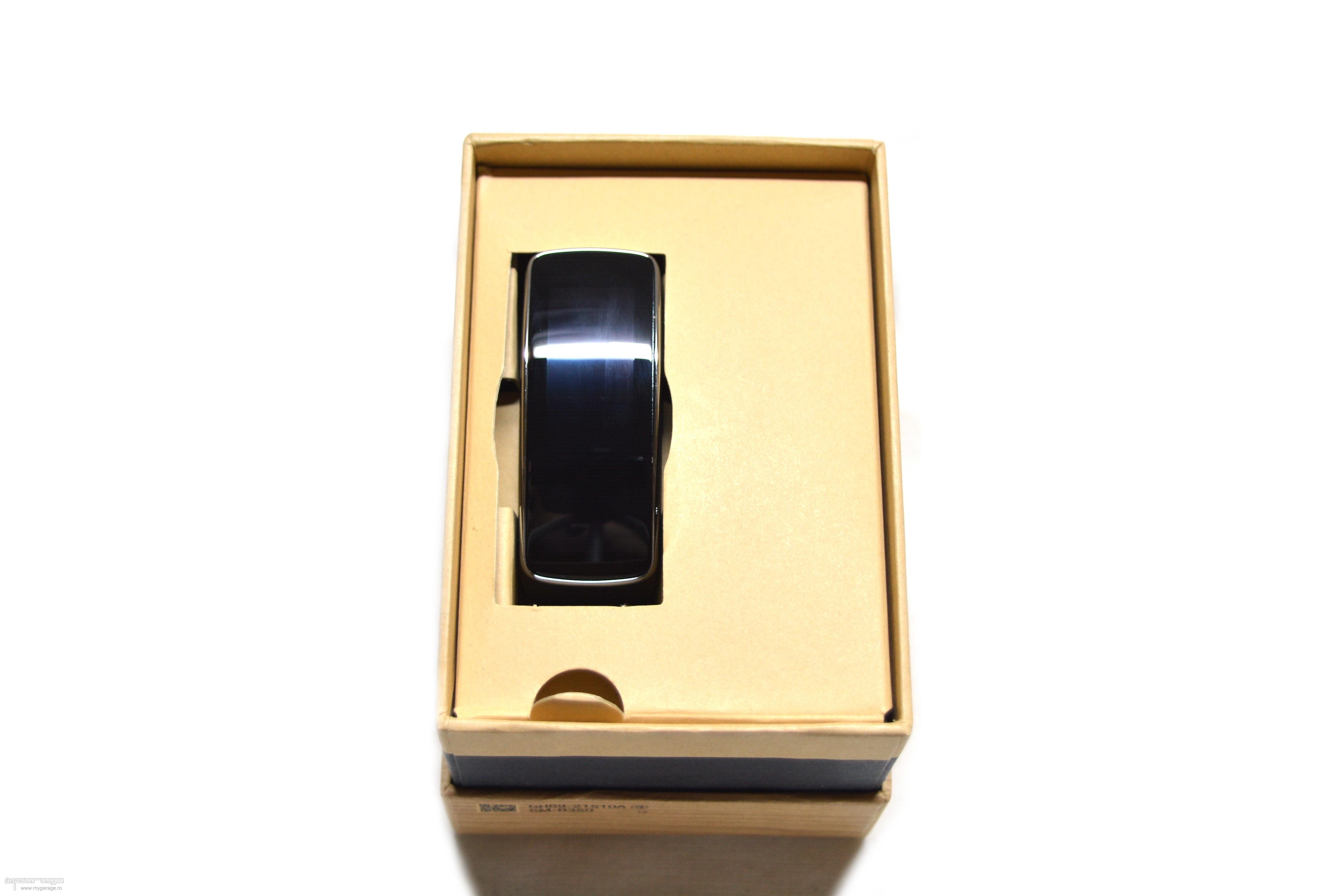 review smartwatch samsung galaxy gear fit black
