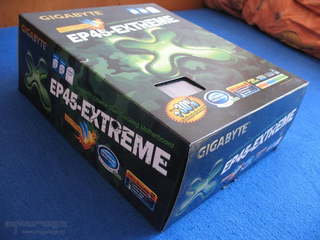Gigabyte ga ep45 extreme Manual