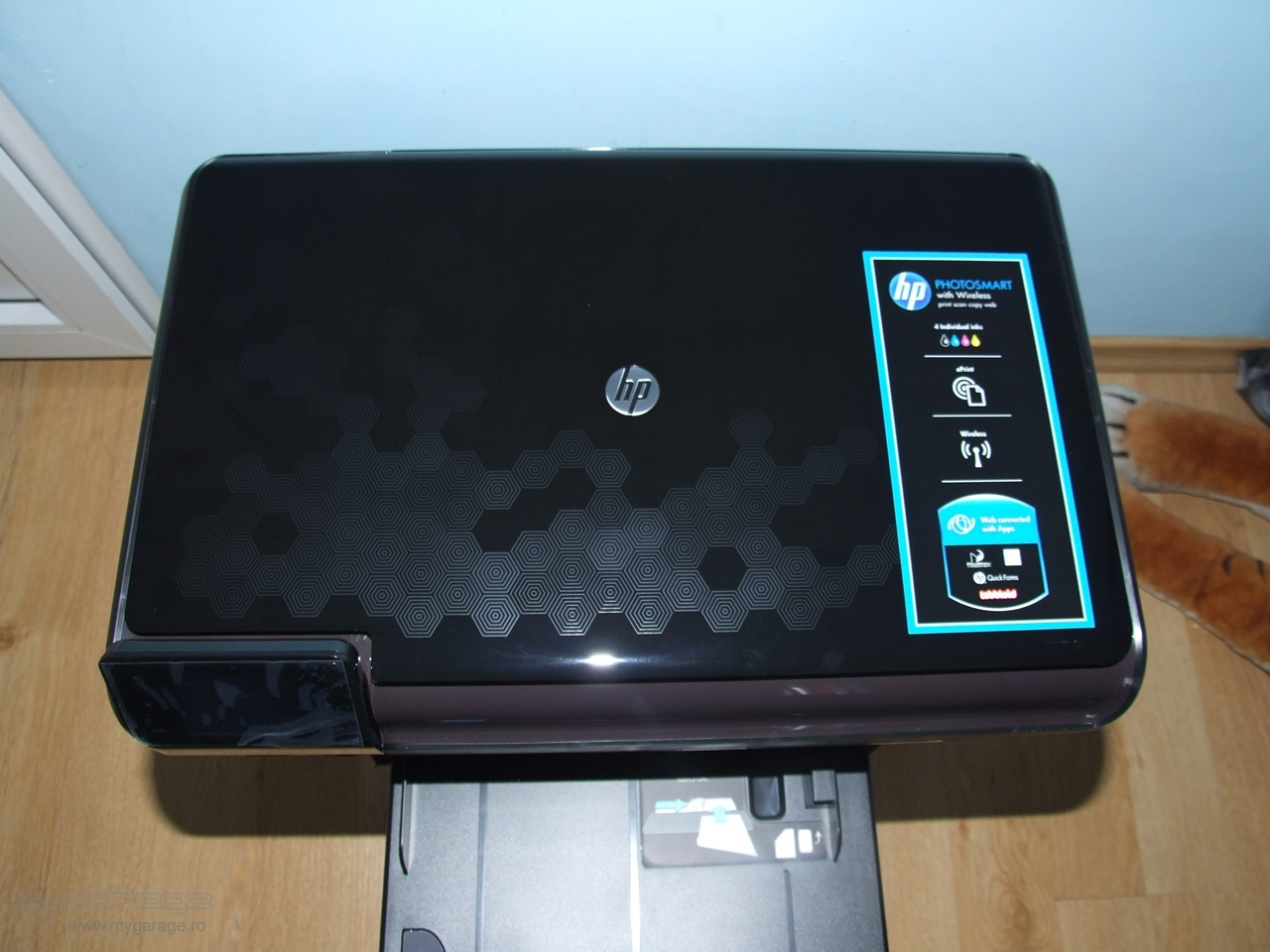 hp photosmart eprint wireless manual