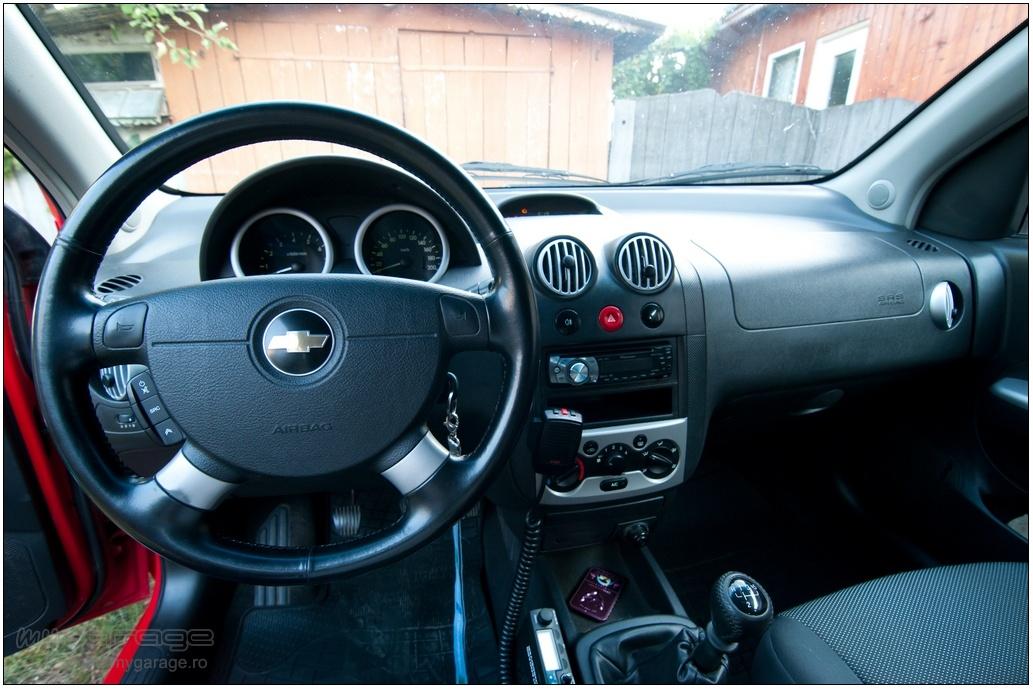 Vand Chevrolet Aveo 2007 Echipare Ampquotpremiumampquot