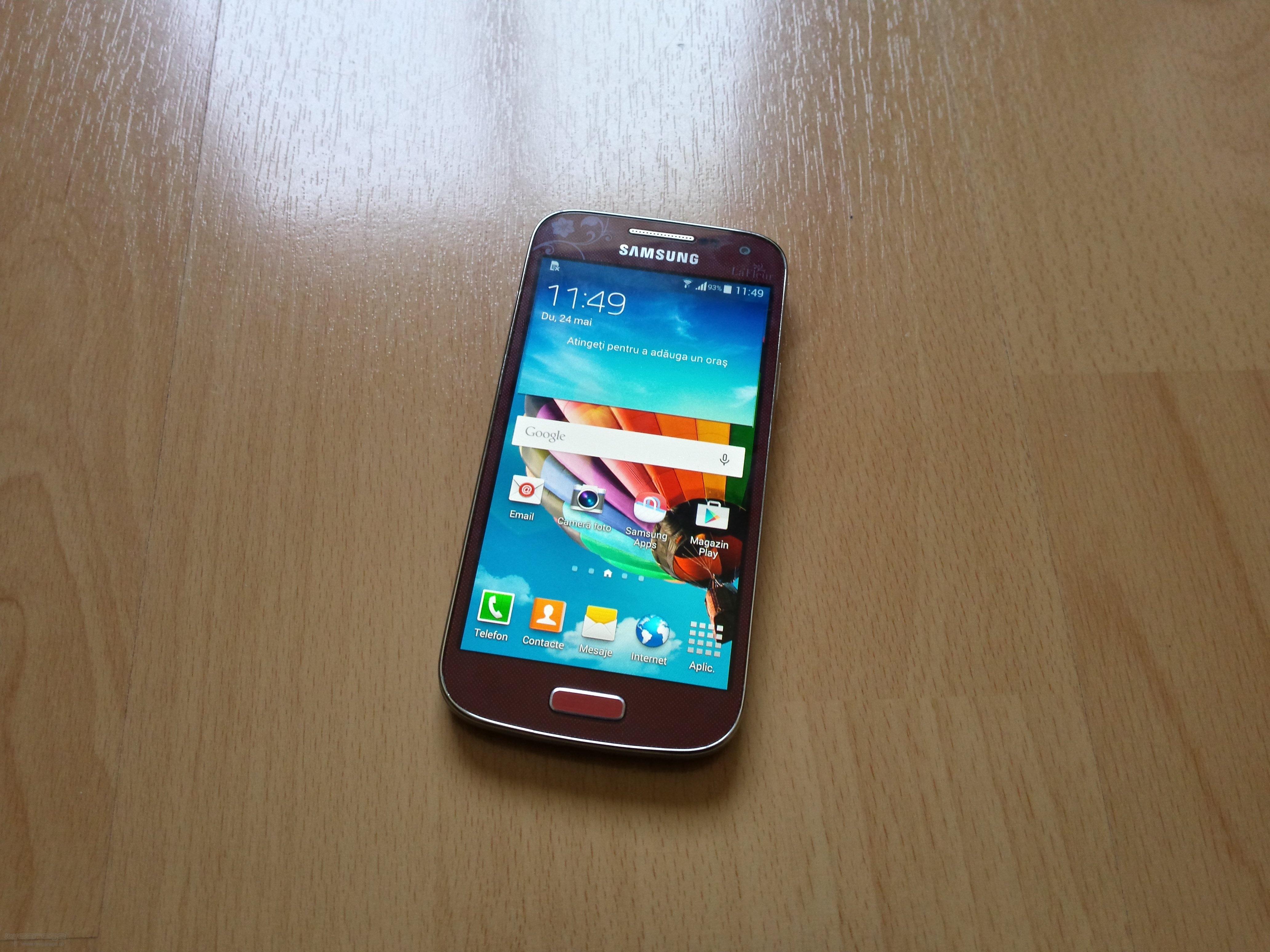 Vand Samsung Galaxy S4 Mini La Fleur I9195